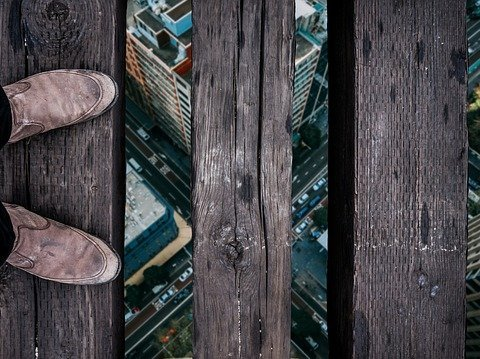 El salto de fe